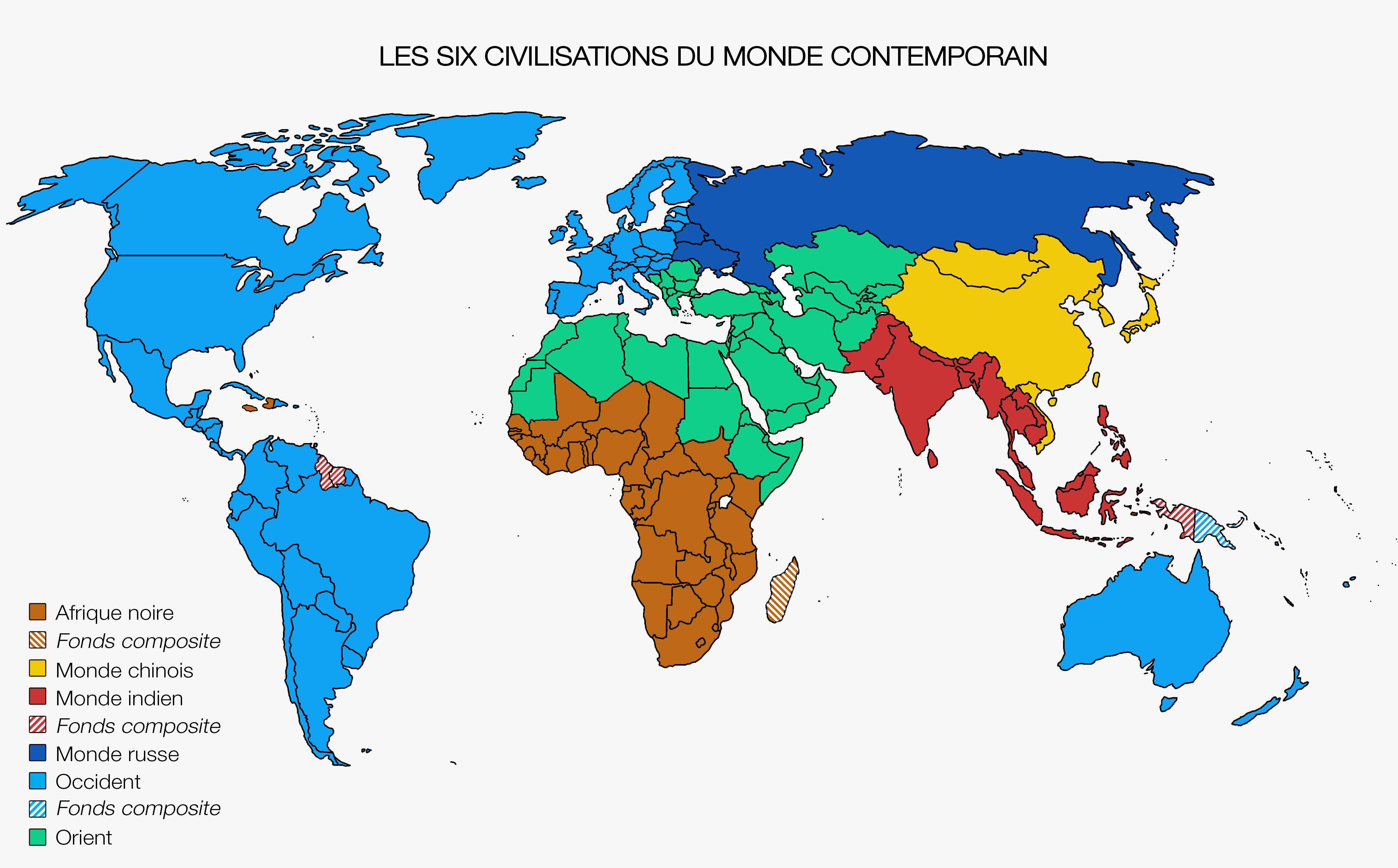 monde occidental